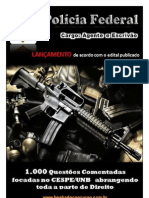 1.000 Questões Cespe -  PF