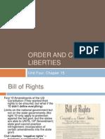 U4, C15 - Civil Liberties