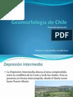Clase5 Geomorfologia de Chile Depresion Inter Media y Cordillera de Los Andes