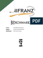Trabajo Qué es el Benchmarking