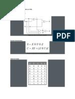 Sumador Completo de Dos Bits en VHDL