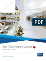 Canada Retail Real Estate Report Spring 2012