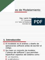 N° 1 Actividades de Modelamiento