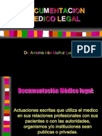 9. Documentos Medico Legales
