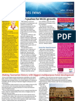 Business Events News for Wed 09 May 2012 - EEAA on MCEC growth, Tassie development, Skyrail, Nautica Cruises and much more
