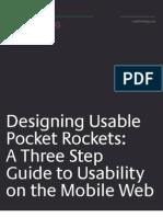 DotMobi Mobile Usability Best Practice