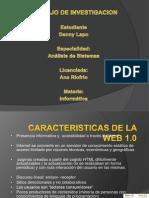 Web 1 Web 2