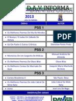 UFPB 2013 OBRAS