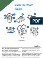 Nokia BH-100 UserGuide PT SP