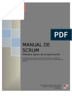Manual de SCRUM 1.0