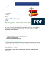 Deloitte FDI in Retail -04-2012 - Very Useful
