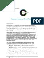The Crunch Business Mentors Role Outline 2011