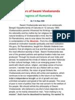 150 Years Swami Vivekananda