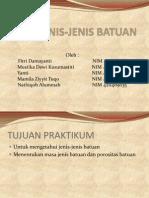 Fisika Batuan