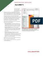 FWST Untuk Logging & Perforating