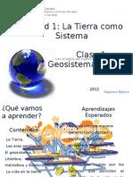 La Tierra Como Sistema.