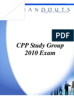 ADP - APA CPP Study Group- CPPHandouts