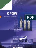 OPGW Catalog