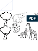 Diorama - Safari