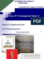 Tema  Nº 1 Concepto de Texto (1)