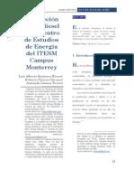 43032008 Prod Biodiesel Centro Estudios Energia Itesm