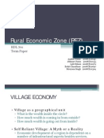 Rural Economic Zone (REZ)_Group 7