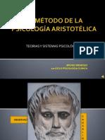EL MÉTODO DE LA PSICOLOGÍA ARISTOTÉLICA