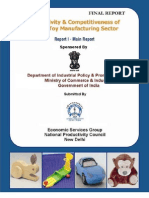 Toy Industry India