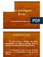 Auto Massagem Do-In