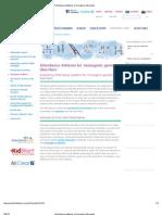 Inheritance Patterns of Mongenic Disorders