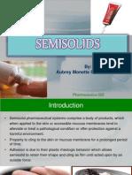 Semi Solids Final
