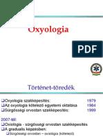 Oxyologia