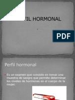 Perfil Hormonal