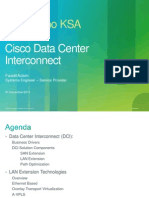Data Center Interconnect Faadil