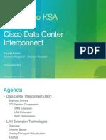 Data Center Interconnect Faadil