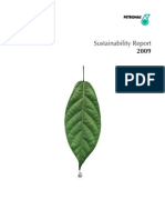 Pet Ron as Sustainability Report 2009
