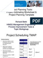 201106 MEPI Project Planning Tools Project