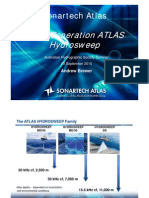 Brewer Andrew - Sonartech Atlas -Third Generation ATLAS Hydro Sweep