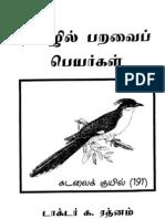 Tamil Birds