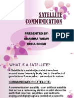 Satellite Communication Ppt