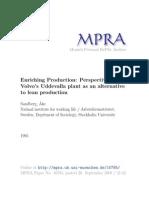 MPRA Paper 10785