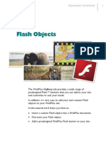 Flash Objects
