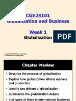 Week 01 Globalization(1)