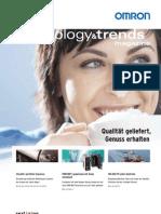 Technology & Trends magazine 11 - Qualität geliefert, Genuss erhalten