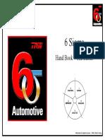 6SIGMA Handbook