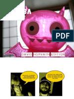The David Horvath Edition - SUBvertMagazine.com