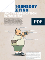 Multi Sensory Marketing and Its Application in Tourism
