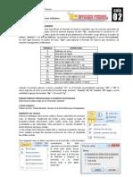 Guia 02 Excel 2010