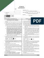 NET Exams - Dec 2010 Paper-II