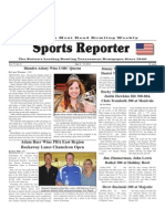 May 9 - 15, 2012  Sports Reporter